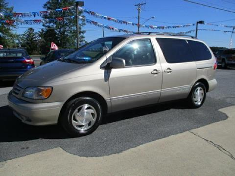 2003 Toyota Sienna for sale in Shippensburg, PA
