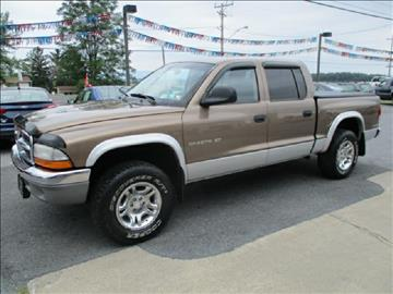 2001 Dodge Dakota for sale at FINAL DRIVE AUTO SALES INC in Shippensburg PA