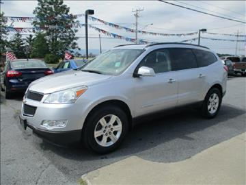 2009 Chevrolet Traverse for sale at FINAL DRIVE AUTO SALES INC in Shippensburg PA