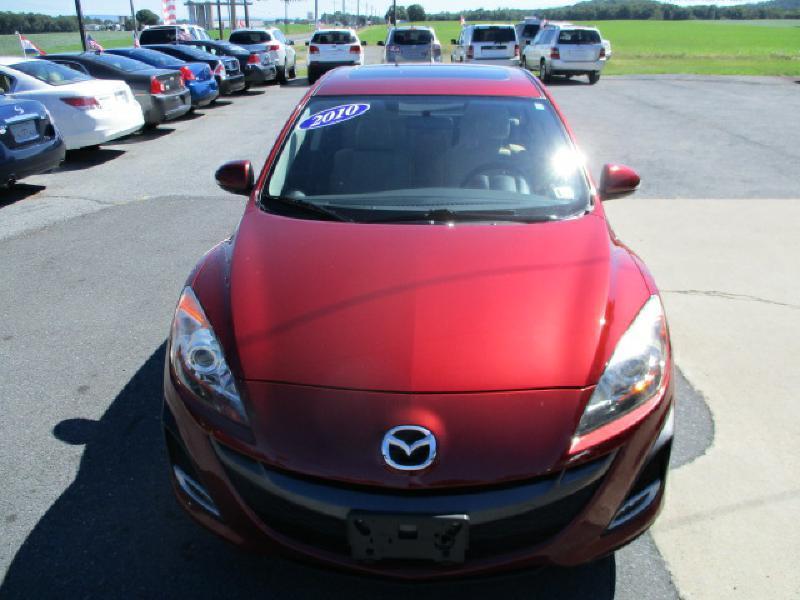 2010 Mazda MAZDA3 for sale at FINAL DRIVE AUTO SALES INC in Shippensburg PA
