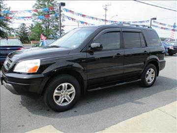 2005 Honda Pilot for sale at FINAL DRIVE AUTO SALES INC in Shippensburg PA