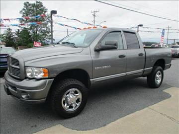 2005 Dodge Ram Pickup 2500 for sale at FINAL DRIVE AUTO SALES INC in Shippensburg PA