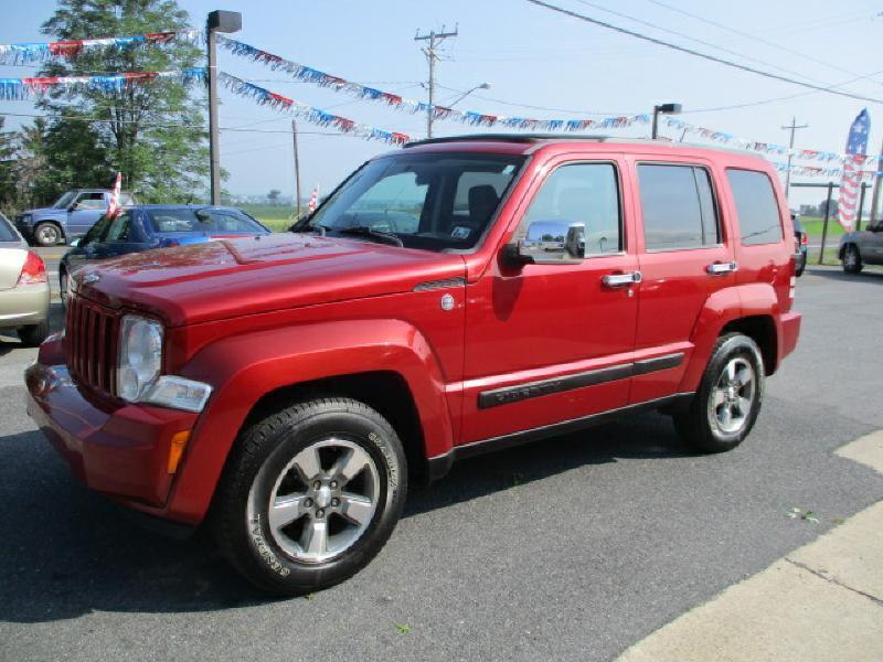 2008 Jeep Liberty for sale at FINAL DRIVE AUTO SALES INC in Shippensburg PA