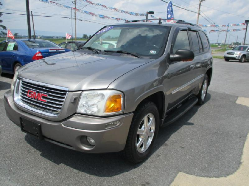 2007 GMC Envoy for sale at FINAL DRIVE AUTO SALES INC in Shippensburg PA