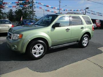 2008 Ford Escape for sale at FINAL DRIVE AUTO SALES INC in Shippensburg PA