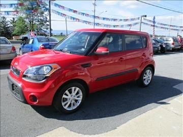 2013 Kia Soul for sale at FINAL DRIVE AUTO SALES INC in Shippensburg PA