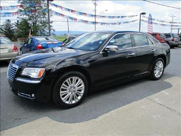 2013 Chrysler 300 for sale at FINAL DRIVE AUTO SALES INC in Shippensburg PA