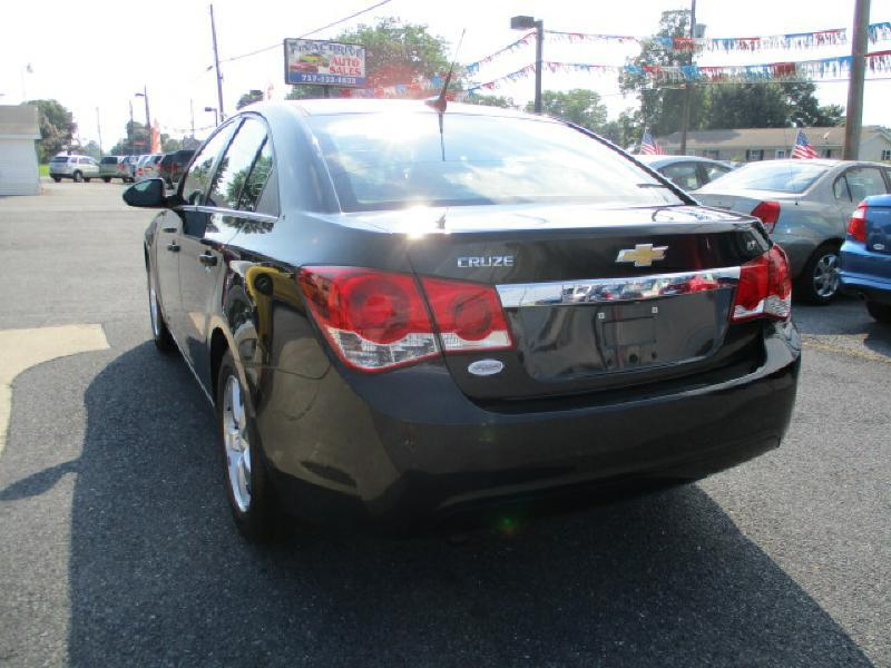 2011 Chevrolet Cruze for sale at FINAL DRIVE AUTO SALES INC in Shippensburg PA