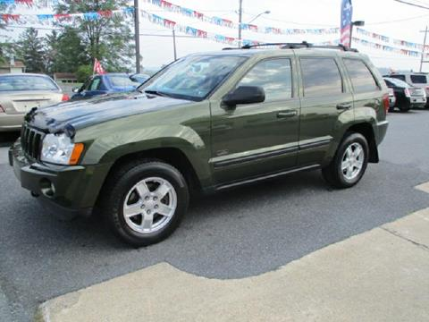 2007 Jeep Grand Cherokee for sale at FINAL DRIVE AUTO SALES INC in Shippensburg PA