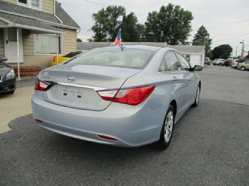 2011 Hyundai Sonata for sale at FINAL DRIVE AUTO SALES INC in Shippensburg PA