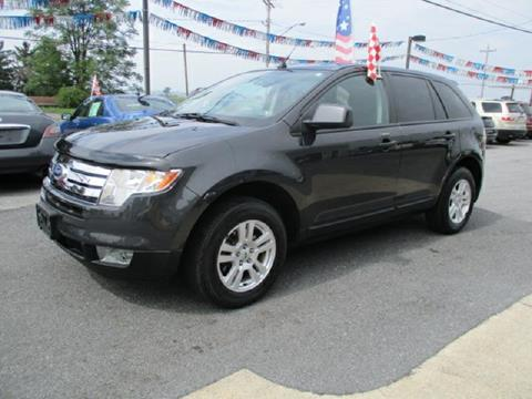 2007 Ford Edge for sale at FINAL DRIVE AUTO SALES INC in Shippensburg PA