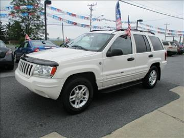 2004 Jeep Grand Cherokee for sale at FINAL DRIVE AUTO SALES INC in Shippensburg PA