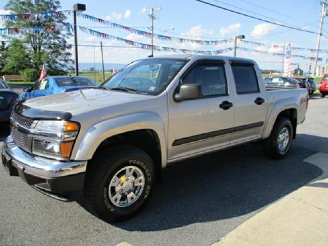 2008 Chevrolet Colorado for sale at FINAL DRIVE AUTO SALES INC in Shippensburg PA