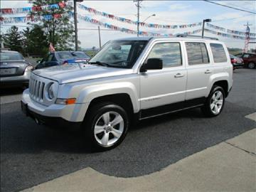 2012 Jeep Patriot for sale at FINAL DRIVE AUTO SALES INC in Shippensburg PA