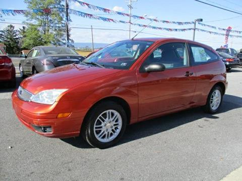 2005 Ford Focus for sale at FINAL DRIVE AUTO SALES INC in Shippensburg PA