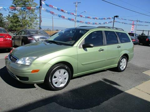 2007 Ford Focus for sale at FINAL DRIVE AUTO SALES INC in Shippensburg PA
