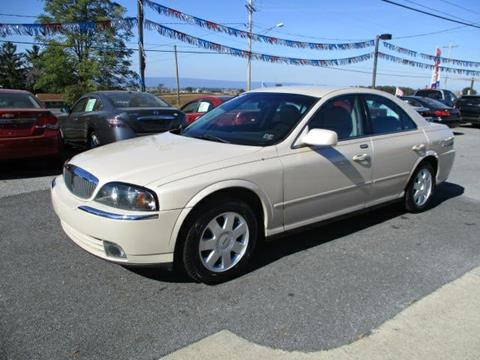 2003 Lincoln LS for sale at FINAL DRIVE AUTO SALES INC in Shippensburg PA