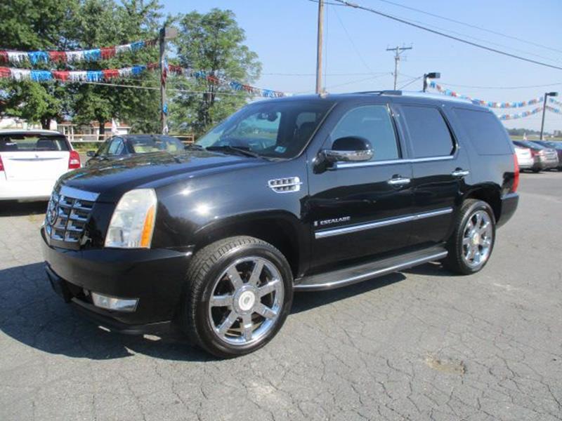 2009 Cadillac Escalade In Shippensburg Pa Final Drive Auto Sales Inc