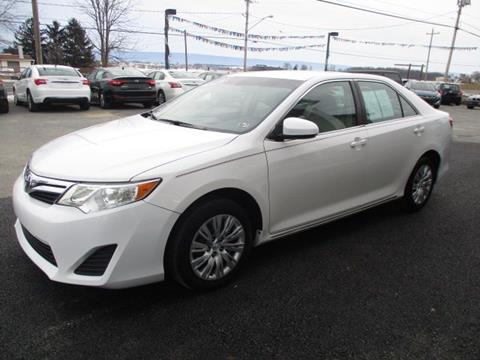 2013 Toyota Camry For Sale >> 2013 Toyota Camry For Sale In Shippensburg Pa