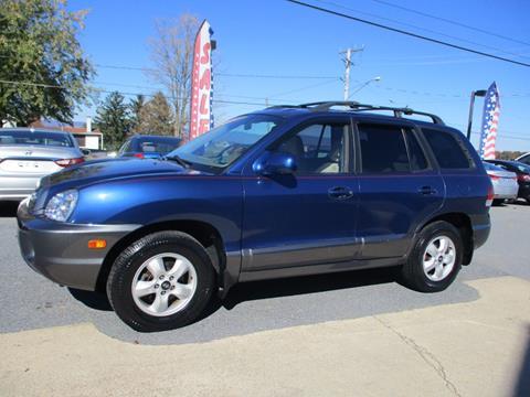 2006 Hyundai Santa Fe for sale in Shippensburg, PA