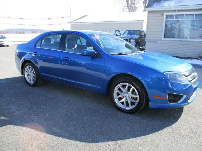 2012 Ford Fusion for sale at FINAL DRIVE AUTO SALES INC in Shippensburg PA