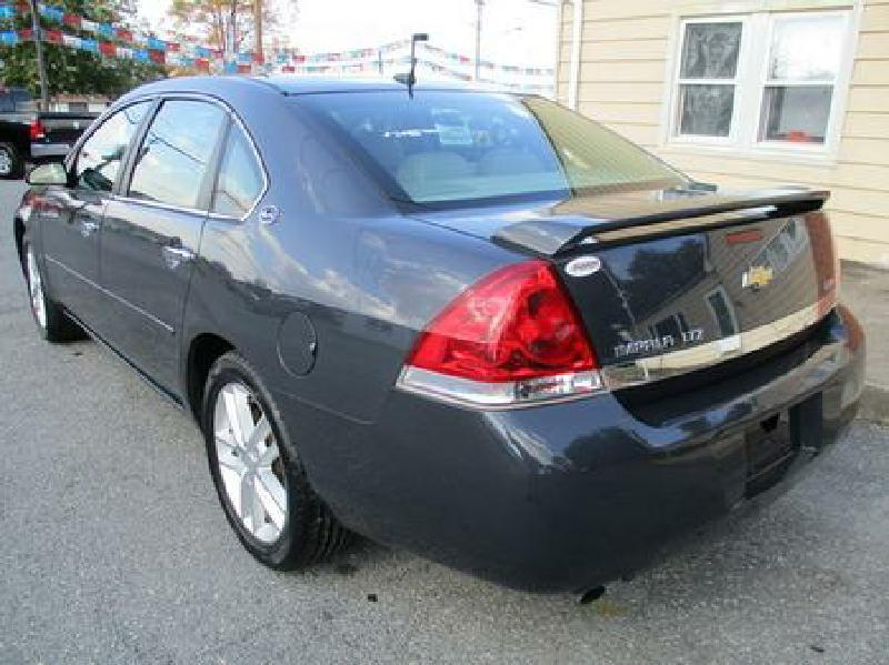 2008 Chevrolet Impala for sale at FINAL DRIVE AUTO SALES INC in Shippensburg PA