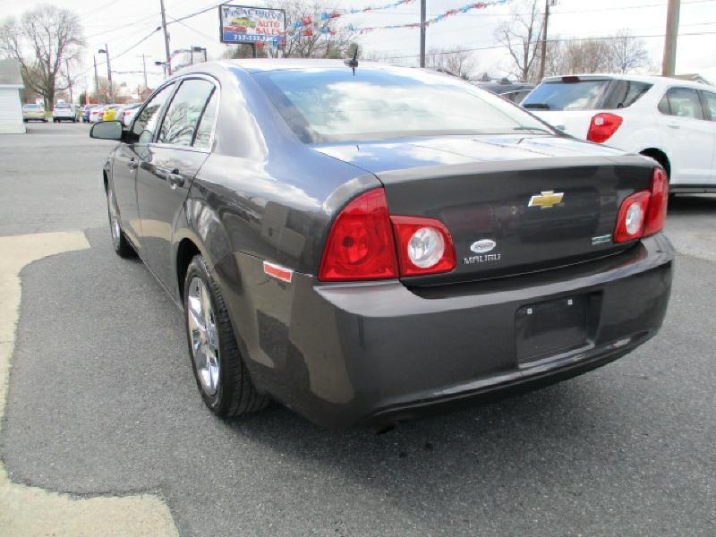 2011 Chevrolet Malibu for sale at FINAL DRIVE AUTO SALES INC in Shippensburg PA