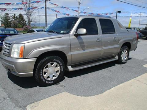 2002 Cadillac Escalade EXT for sale in Shippensburg, PA