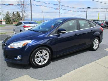 2012 Ford Focus for sale in Shippensburg, PA