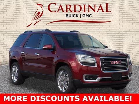 2017 GMC Acadia Limited for sale in Belleville, IL