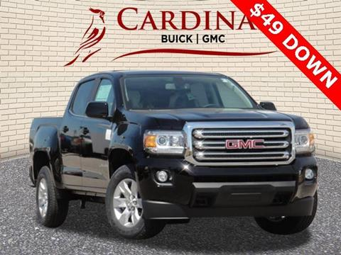 2017 GMC Canyon for sale in Belleville, IL