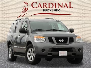2014 Nissan Armada for sale in Belleville, IL
