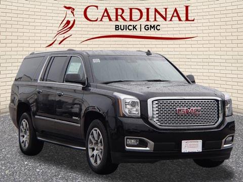 2017 GMC Yukon XL for sale in Belleville, IL