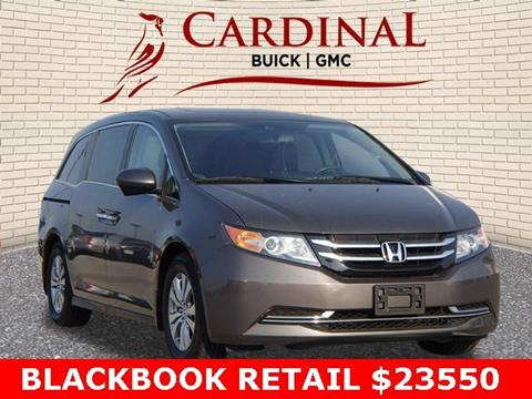 2014 Honda Odyssey for sale in Belleville, IL