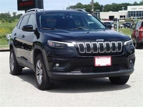 2019 Jeep Cherokee for sale in Belleville, IL