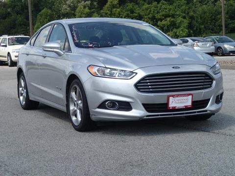 2013 Ford Fusion Hybrid for sale in Belleville, IL
