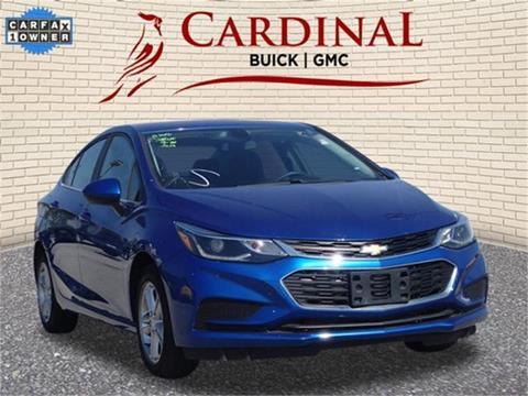2017 Chevrolet Cruze for sale in Belleville, IL