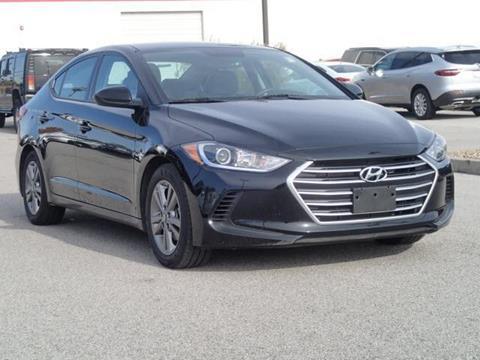 2018 Hyundai Elantra for sale in Belleville, IL