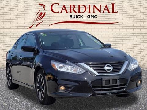 2018 Nissan Altima for sale in Belleville, IL