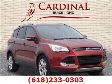 2014 Ford Escape for sale in Belleville, IL
