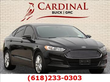 2016 Ford Fusion for sale in Belleville, IL