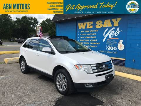 2010 Ford Edge for sale in Redford, MI