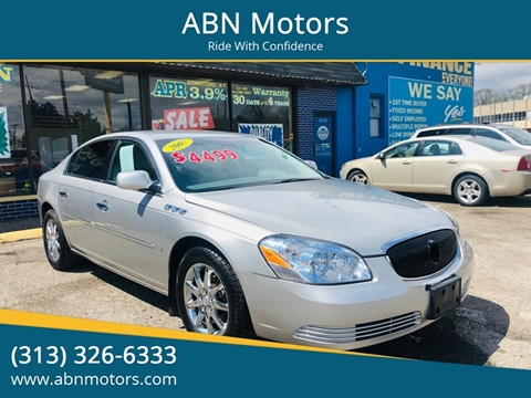Buick Lucerne For Sale >> 2007 Buick Lucerne For Sale In Redford Mi