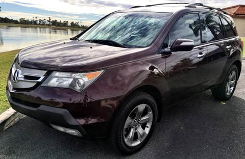 2007 Acura MDX for sale in Scottsdale, AZ