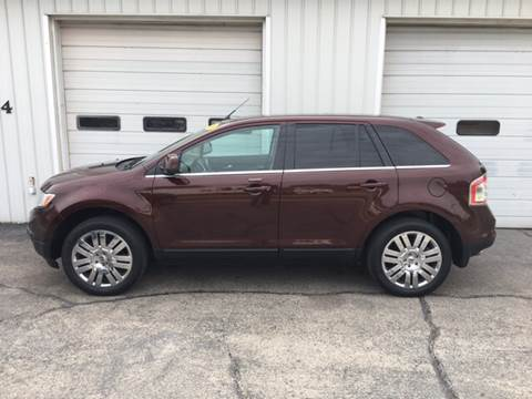 2010 Ford Edge for sale in Angola IN