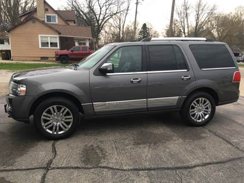 2010 Lincoln Navigator for sale in Angola, IN