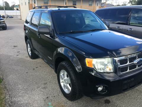 2008 Ford Escape for sale in Georgetown, IN