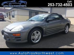 2004 Mitsubishi Eclipse Spyder for sale in Tacoma, WA