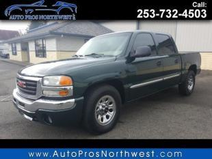 2005 GMC Sierra 1500 for sale in Tacoma, WA