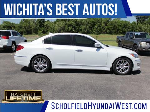 2014 Hyundai Genesis for sale in Wichita KS